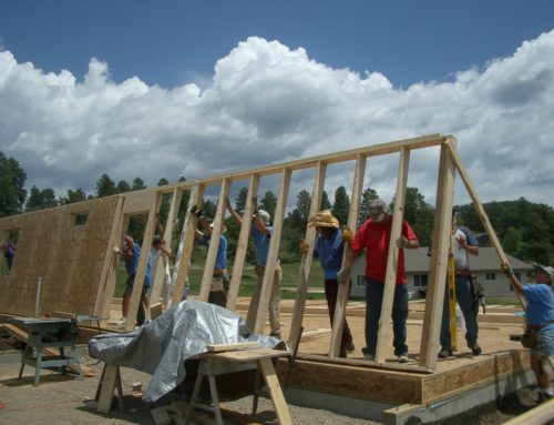 Association of Realtors Build Day